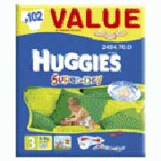 Huggies value box size 3 - review