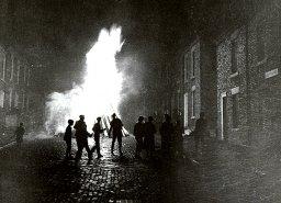 Bonfire night Jimmy Forsyth